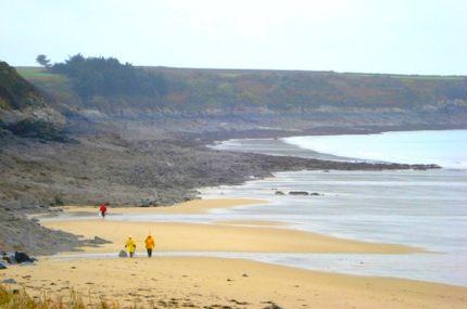 Non loin des gites : Cancale et les plages