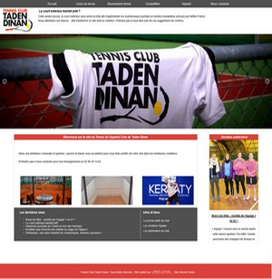 Tennis Dinan